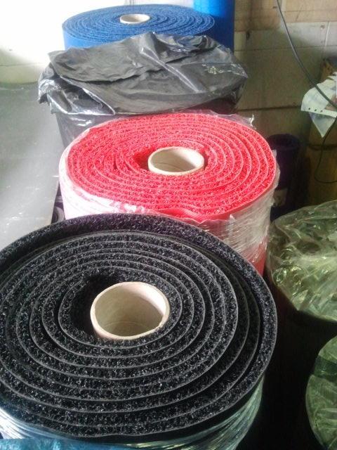 Felpudo alfombra rulo rizo tipo nomad diamantinos - Alfombra por metros ...