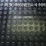 PISO MONEDA NEGRO 4 MMS