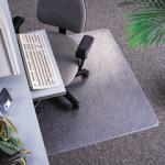 Placas protectora alfombras