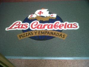 felpudo, alfombra, logo, institucional, publicidad, nylon, pvc