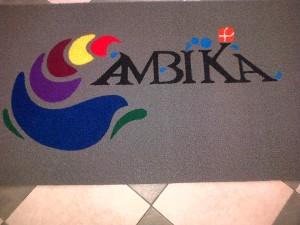 felpudo, alfombra, logo, institucional, vinilo, publicidad, nylon, pvc
