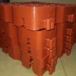 Robust 33x33x5 Terracotas