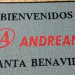 Foto Andreani con Logo Planta Benavidez